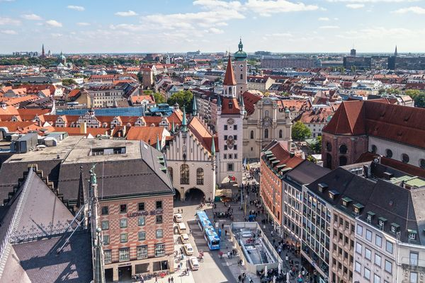 What to do in Munich: One Day Itinerary